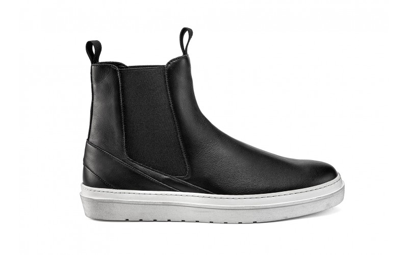 DOUBLE Boot Soft Black