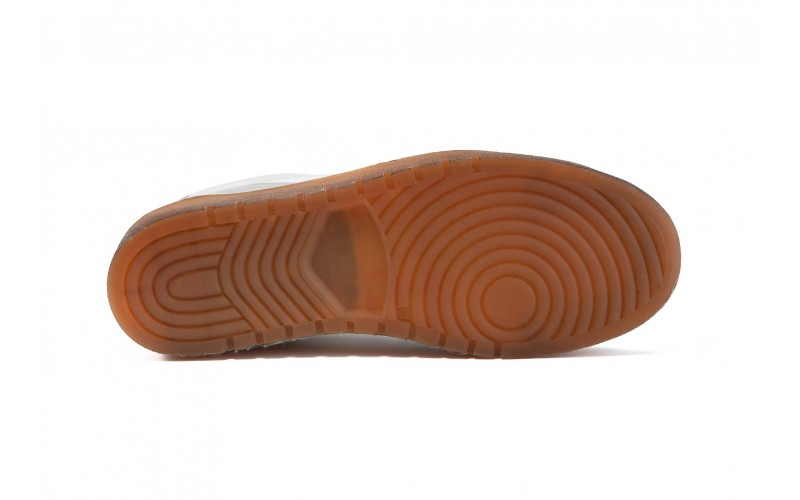 Sneaker uomo - ALPHA White Cotton
