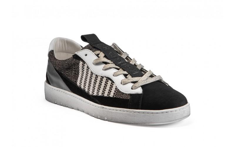 Sneaker uomo - ALPHA Black Rural