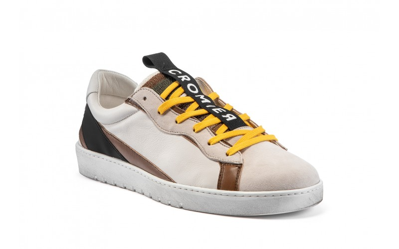 Sneaker uomo - ALPHA Natural Beige