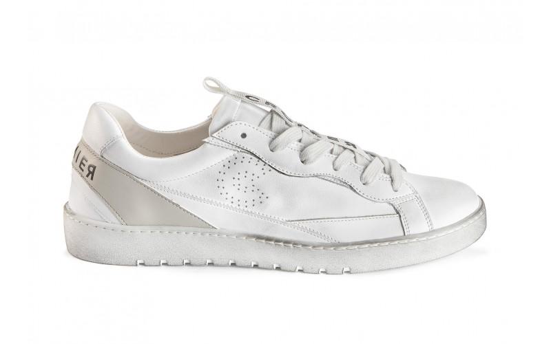 Sneaker uomo - ALPHA C-White