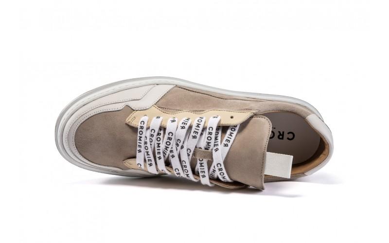 Sneaker uomo - MARCELLO Brown Tones
