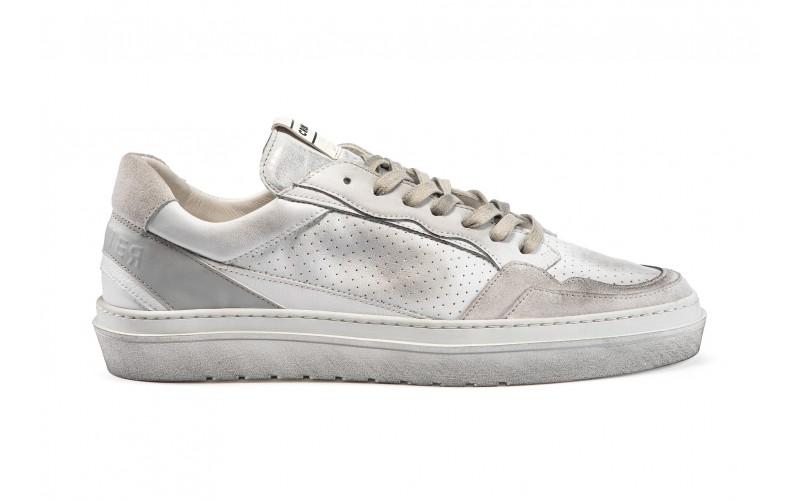 Sneaker uomo - MARCELLO Vintage White