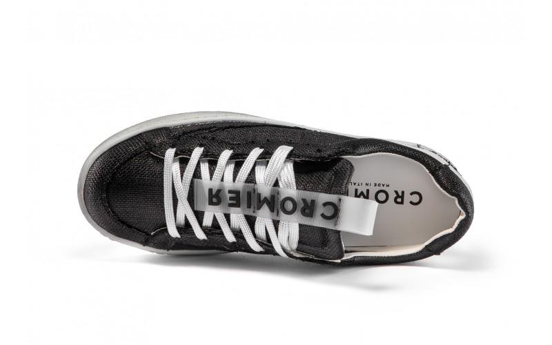 Sneaker donna - MARCELLA Natural Black