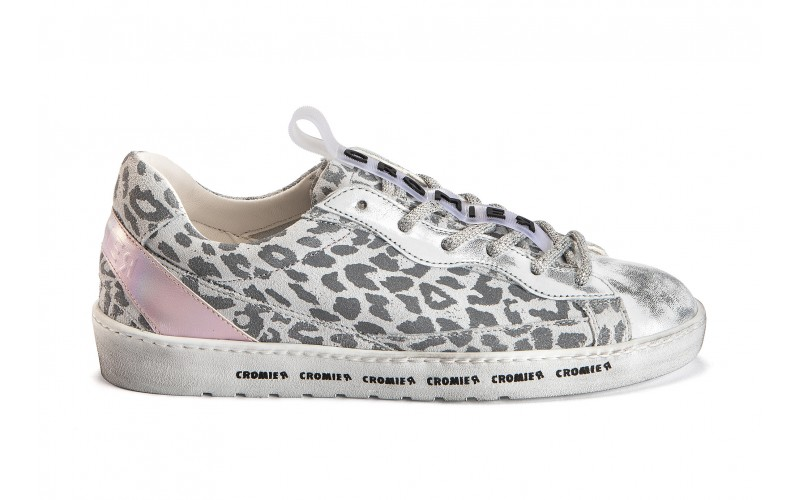 Sneaker donna - ALPHA Grey Leopard