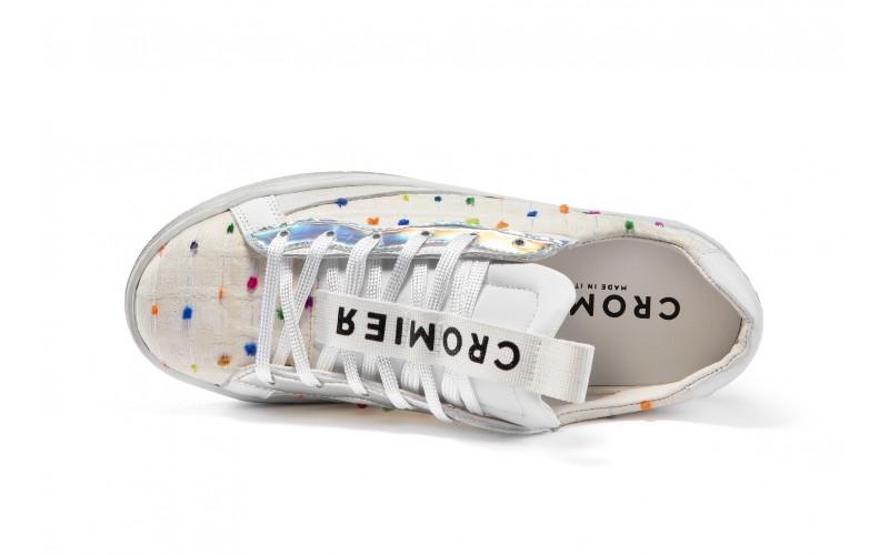 Sneaker donna - ALPHA Rainbow Pois