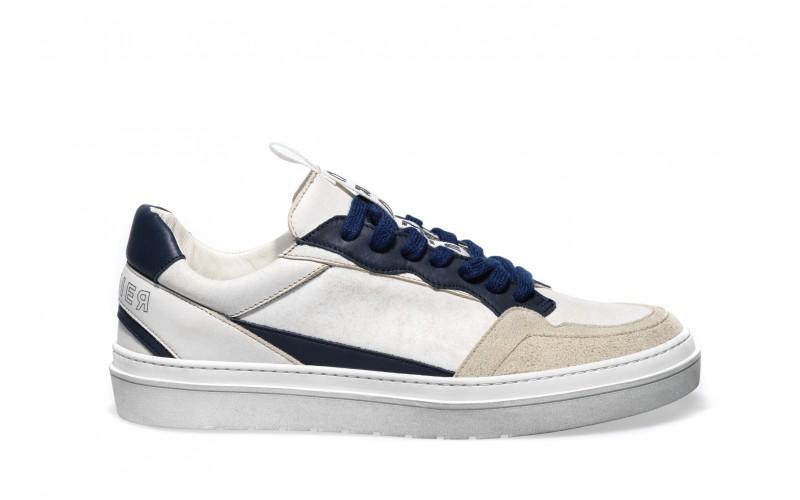 Sneaker Uomo - MARCELLO Vintage Blu
