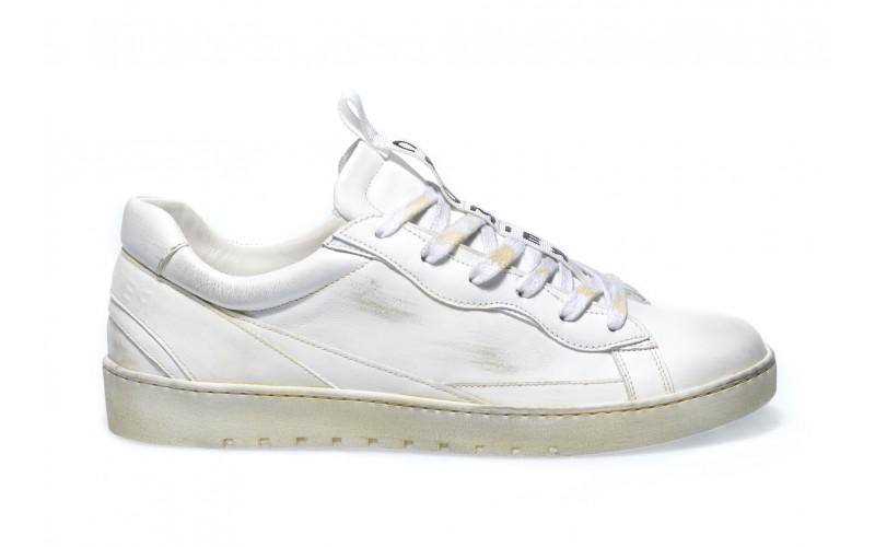 Sneaker Uomo - ALPHA Mono White