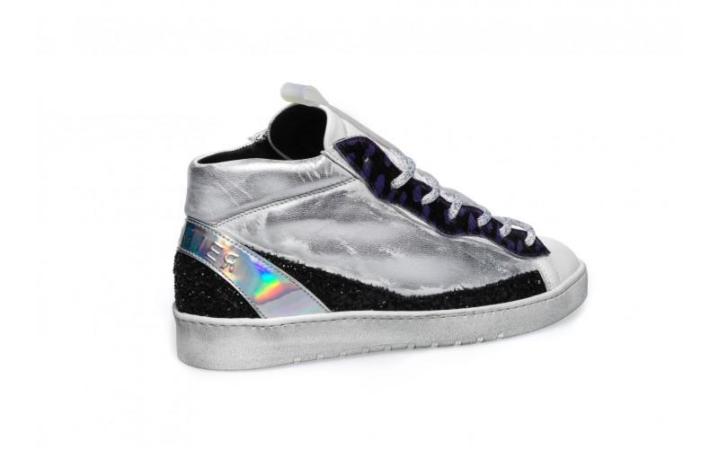 Sneaker Donna - ALPHA Mid Retro Violet