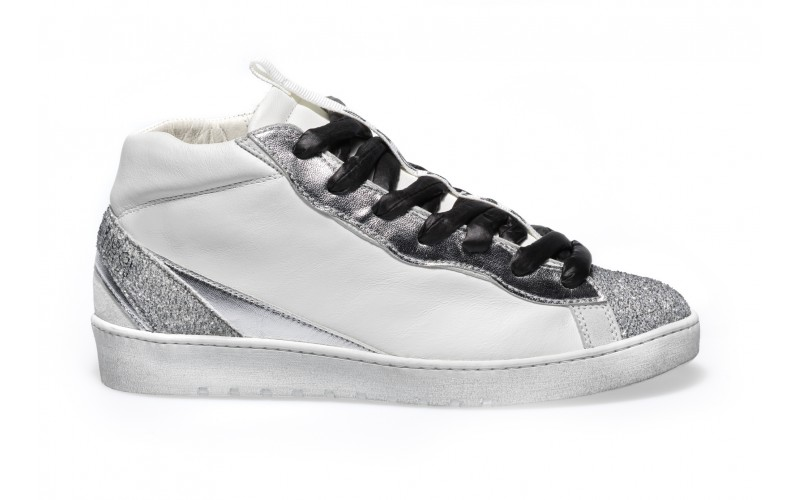Sneaker Donna - ALPHA Mid Charcoal Grey