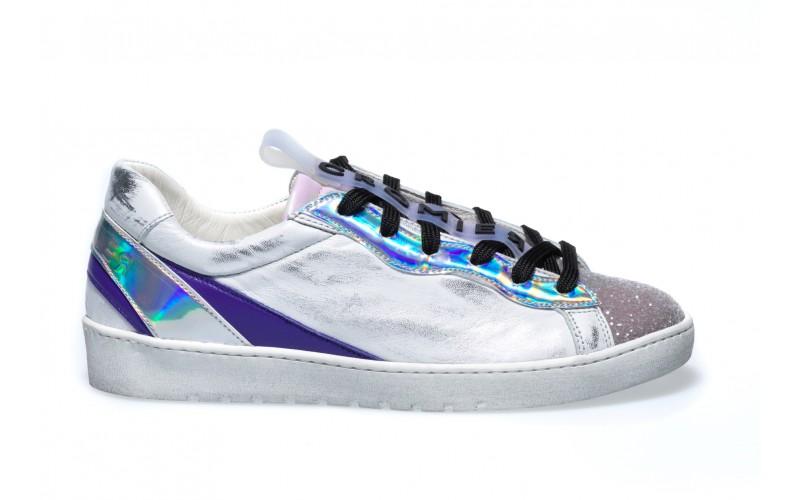 Sneaker Donna - ALPHA Holo Lilac