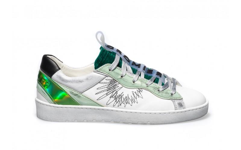 Sneaker Donna - ALPHA Tinny Green