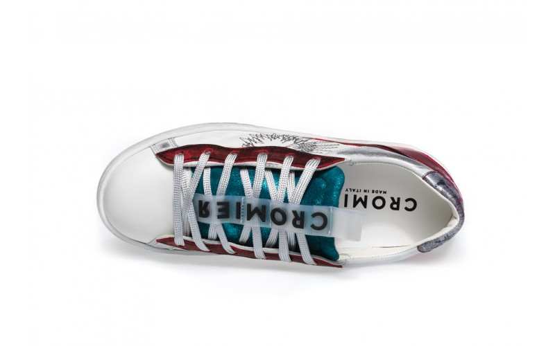 Sneaker Donna - ALPHA Tinny Fuxia