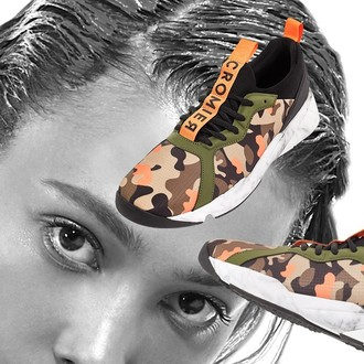 Camouflage texture for him.  Link in bio or tap the image. #CROMIER